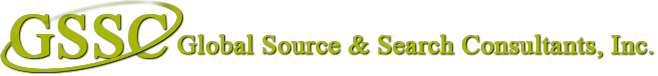Global Source & Search Consultants, Inc., Logo